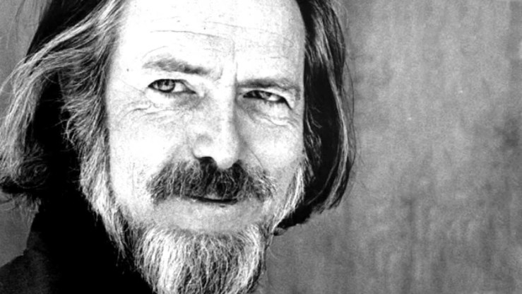 Alan-Watts Chinese translator